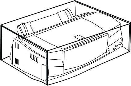 Makro Paper DC8AE /130044 - Funda impresora inkjet: Amazon.es ...
