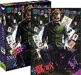 Aquarius DC Comics Heath Ledger Joker 1000 Piece Jigsaw Puzzle