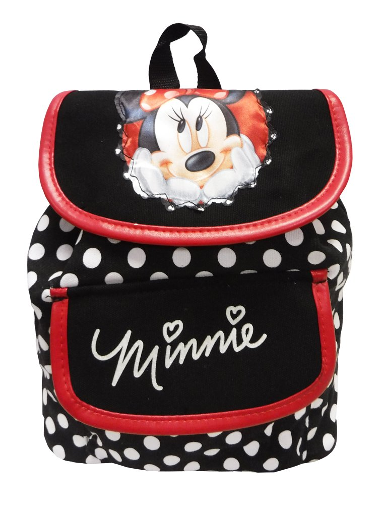 Small Backpack - Disney - Minnie Mouse - Dots