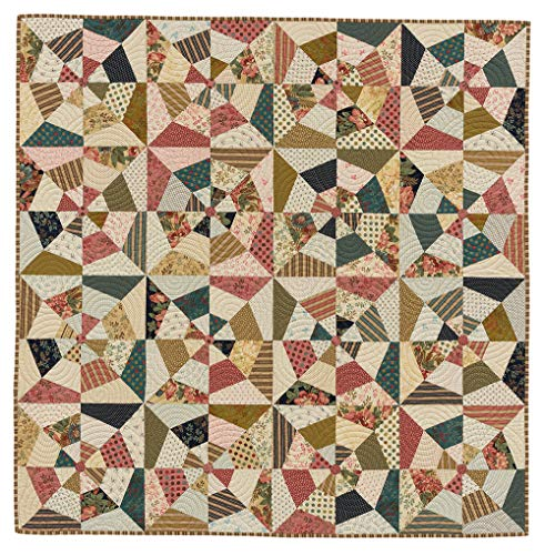 Patches of Scraps: 17 Quilt Patterns and a Gallery of Inspiring Antique Quilts (Laundry Basket Quilts)