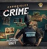 Uplay Chronicles of Crime Gioco da Tavolo Italiano
