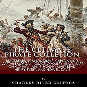 The Ultimate Pirate Collection Audiobook
