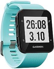 Garmin Forerunner 35 - Montre GPS de Course à Pied Connectée avec Cardio Poignet - Vert d'Eau
