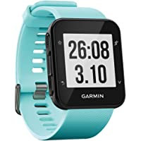 Garmin Forerunner 35 GPS-Hardloophorloge, Hartslagmeting, Smart Notifications, Hardloopfuncties, Frost Blue