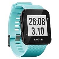 Garmin Forerunner 35 GPS Running Watch con Sensore Cardio al Polso, Connettività Smart e Monitoraggio Attività Quotidiana, Azzurro Ghiaccio