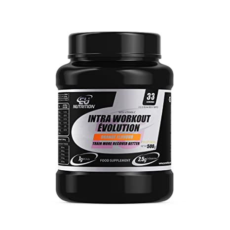 EU Nutrition Intra Workout Évolution Orange - 500 gr