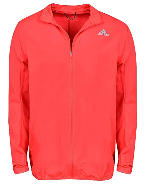Amazon.com: adidas Mens Running Response Wind Jacket: Clothing