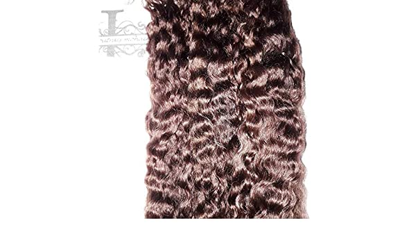 DOLL HAIR REBORN MOHAIR SPECIAL EFFECTS PUPPET MILK CHOCOLATE 10GRAMS