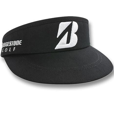 Amazon.com  Bridgestone Golf Tour High Crown Visors (Black)  Sports ... a44b2a3c69a