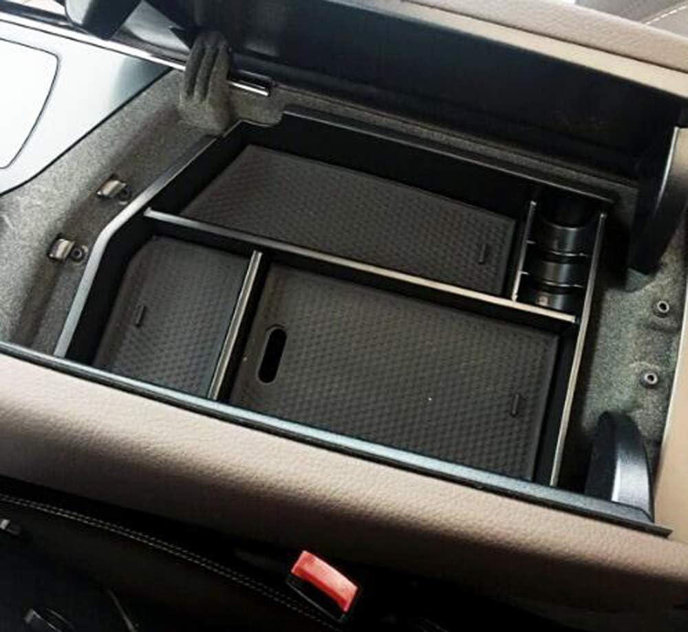 Vesul Front Row Door Storage Box Fits on Mercedes-Benz ML-Class GL-Class 2012-2019 GLE-Class GLS-Class 2017 2018 2019