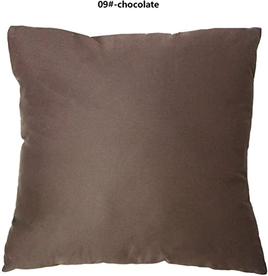 Monly Funda de cojín de Tela de algodón para sofá, 40 x 40, 45 x ...