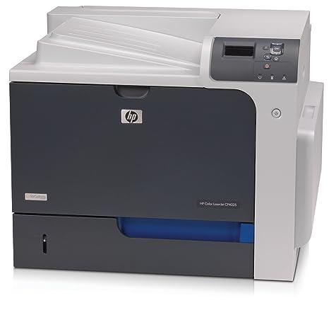 HP Laserjet Impresora HP Color Laserjet Enterprise CP4025dn ...