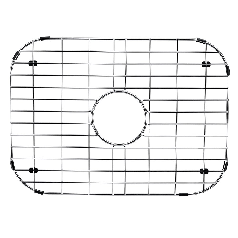 VIGO Stainless Steel Bottom Grid, 18.125-in. x 13.375-in. by VIGO
