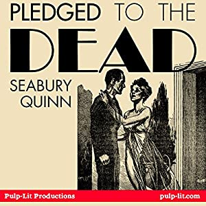 Pledged to the Dead Audiobook