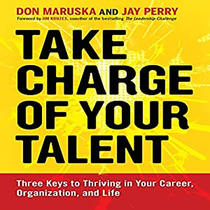 Take Charge of Your Talent Audiobook