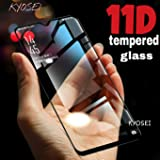 KYOSEI's Edge-to-Egde Tempered Glass for Samsung Galaxy M20(11D Glass)