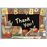 Teacher Created Resources Thank You Postcards from Susan Winget (4812)