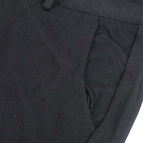 Rera Herren Business Chino-Hose lange Anzughose Skinny Fit ohne G/ürtel Casual Stoffhose Freizeithose
