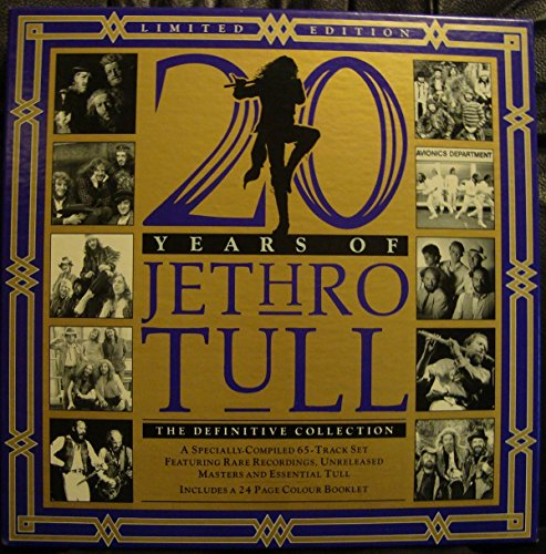 Jethro Tull - 20 Years Of Jethro Tull The Definitive Collection - Zortam Music