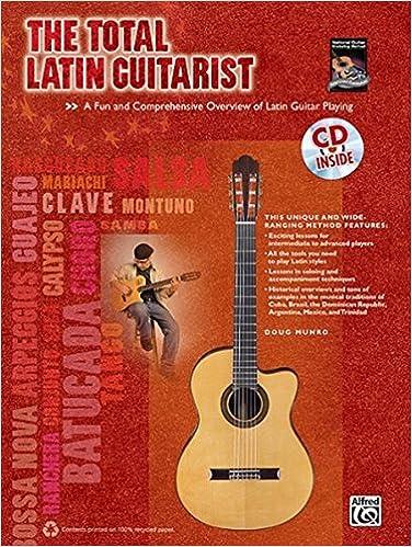 Latin Guitar Book