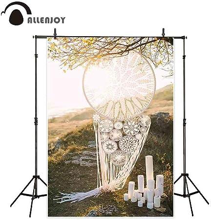 Amazon.com: NUTY DESTY - Vela alta de citronela - Fondo ...
