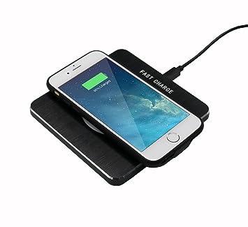 Emsmil Wireless cargador inalámbrico Charger Kit para iPhone 6 ...