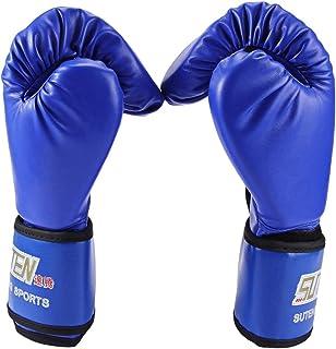 MEIZU881paio in pelle sintetica e guanti da boxe, kickboxing, sacco, combattimento,