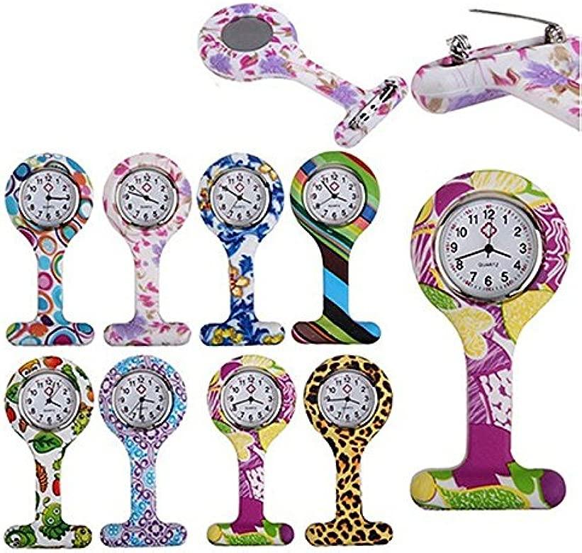 Boolavard® TM Reloj de silicona para el trabajador de la salud, la ...