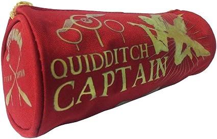 Portatodo Quidditch Harry Potter red: Amazon.es: Oficina y papelería