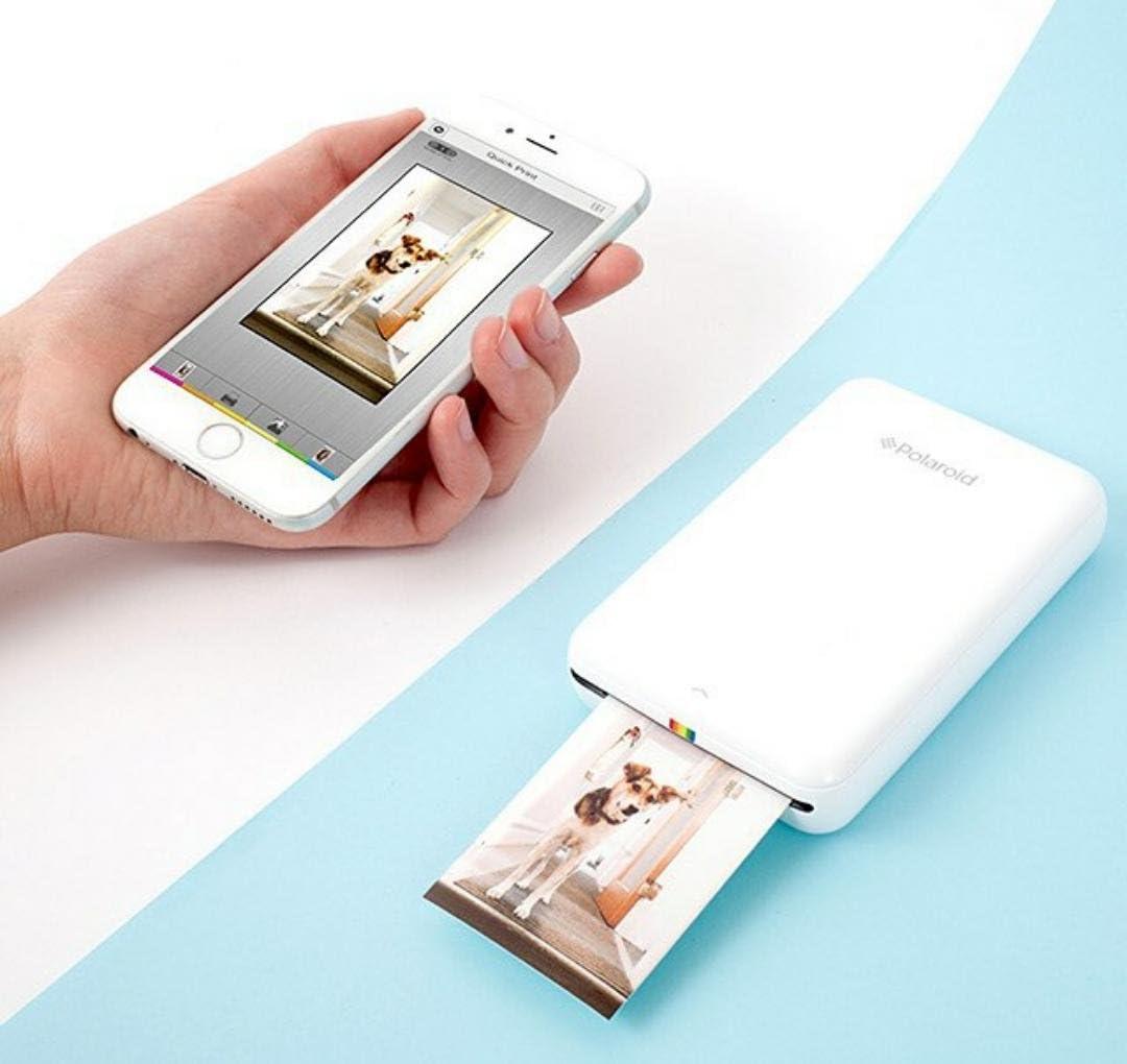 Impresoras portátiles Polaroid