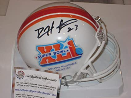 8a5d98161 Image Unavailable. Image not available for. Color: Devin Hester Chicago  Bears Autographed Signed Super Bowl ...