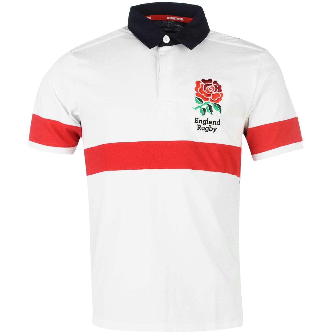 RFU England Niños Rugby Camiseta Manga Corta Deporte Camiseta Polo ...