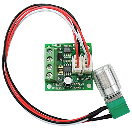 1200p60-2 In 1 Speed Control Switch 1 8v 15v 2a Pwm Dc Motor