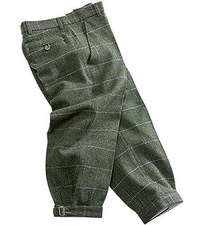 7dab6cf204485 Hoggs of Fife Harewood Lambswool Tweed Breeks: Amazon.co.uk: Clothing