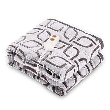 ALIUTIAN Manta eléctrica sofá, calienta colchones, Manta de Calentamiento, Manta de Ocio,