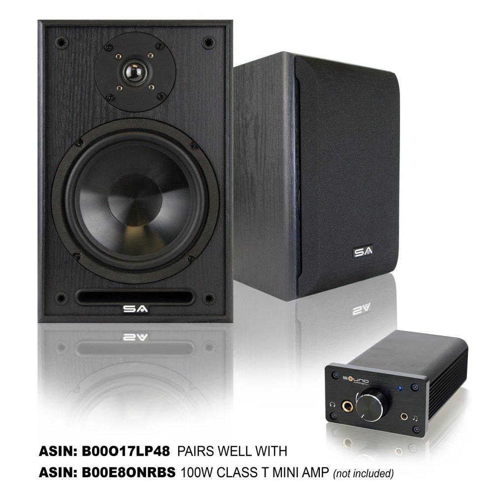 Sound Appeal 65 Inch Bookshelf Speakers Electronics Audio