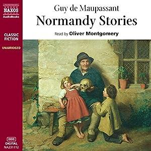 Normandy Stories Audiobook