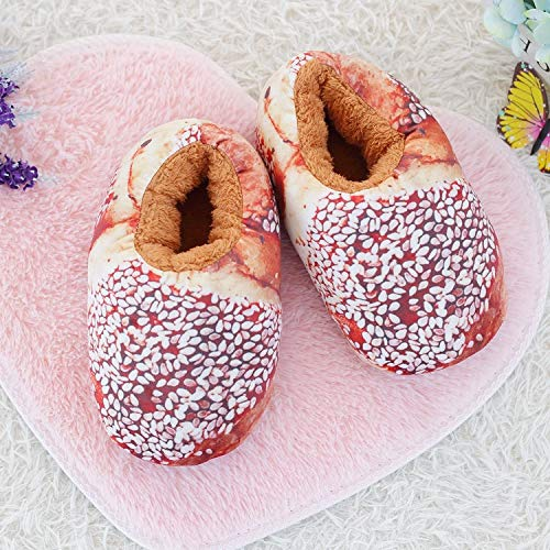 39 scarpe pantofole donne e e B inverno simulazione Top calde con pane decompressione Autunno 36 borsa coperta Shishang creativa giocattoli casa uomini B nCwqxf1Z