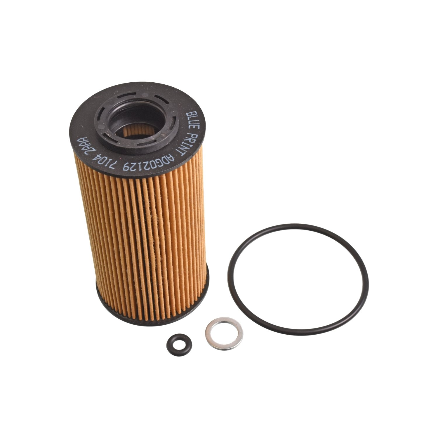 Blue Print ADG02129 oil filter with seal rings  - Pack of 1 Automotive Distributors Limited