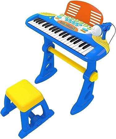 K9CK Instrumentos Musicales Infantiles, Teclado Infantil de ...