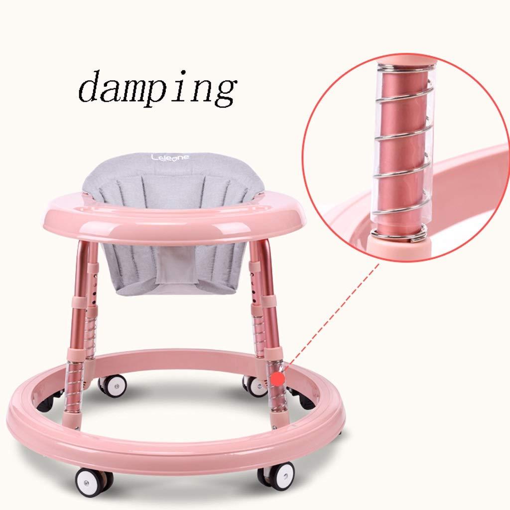 Andadores Andador para bebés, 6/7-18 Meses Multifuncional ...