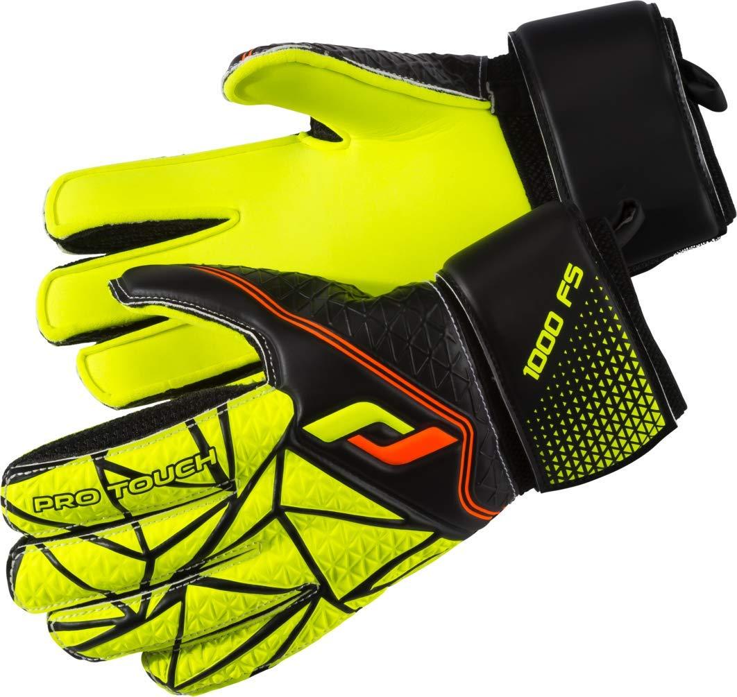 /Noir//jaune//orange Force 1000/FS Jr./ PRO TOUCH TW-handsch
