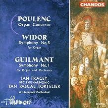 Organ Concerto / Symphony 1