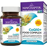 New Chapter CoQ10 + Food Complex - 60 ct Vegetarian Capsules
