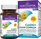 Organic CoQ10 + Food Complex by New Chapter, 60 ct