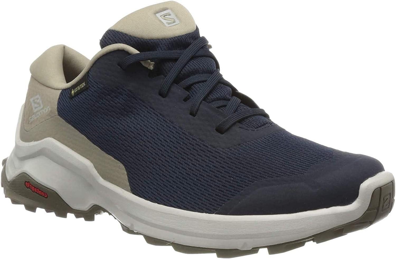 Salomon X Reveal GTX, Zapatillas de Senderismo para Hombre: Amazon.es: Zapatos y complementos