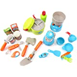 PowerTRC® Camping Gear Tools Toy Playset (20 pieces)