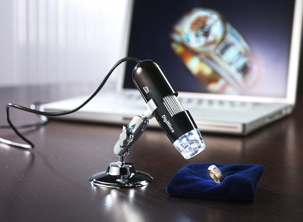 Dnt digimicro 1.3 digital mikroskop: amazon.de: elektronik