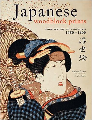 Gratis downloads bøger til ipad Japanese Woodblock Prints: Artists, Publishers and Masterworks: 1680 - 1900 by Andreas Marks PDF ePub iBook B007OVTBHQ