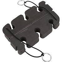 Porte Canne à Pêche Lot de 2, Portable Densité Magnétique Mouche Support de Voiture de Canne à Pêche